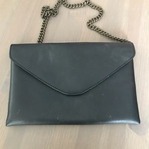 J. Crew Leather Clutch / Handbag